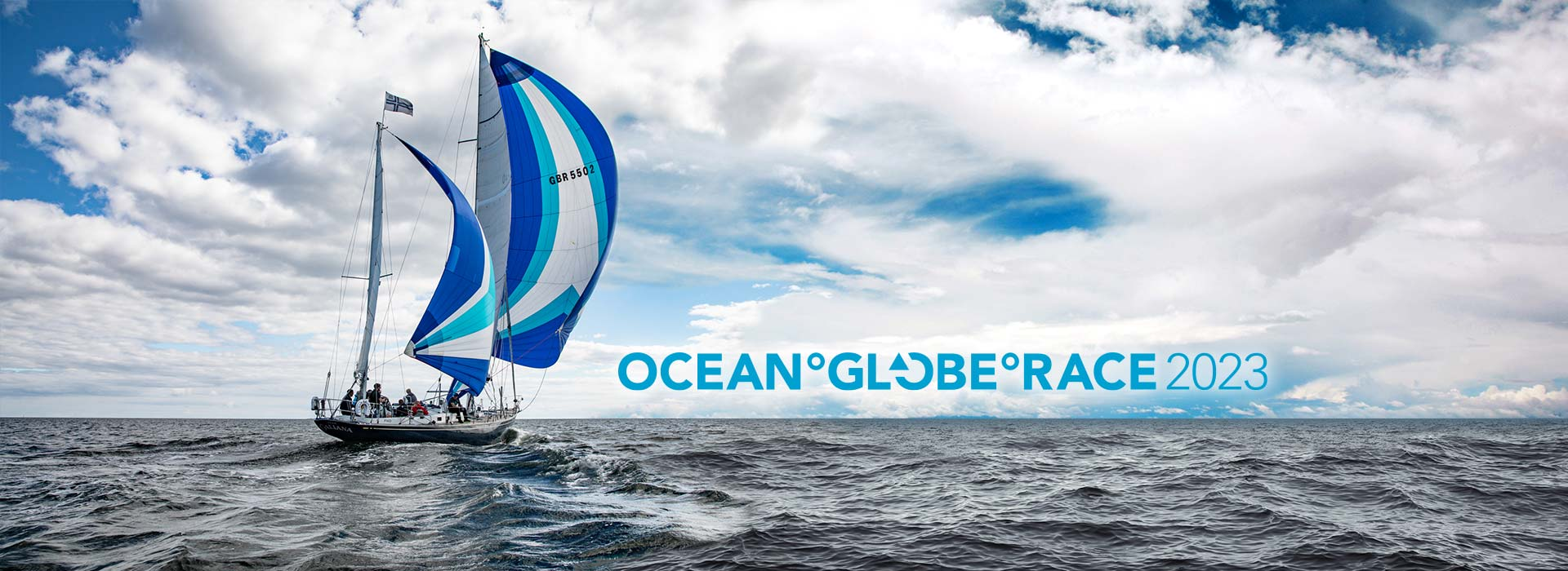 Galiana heading towards Ocean Globe Race 2023