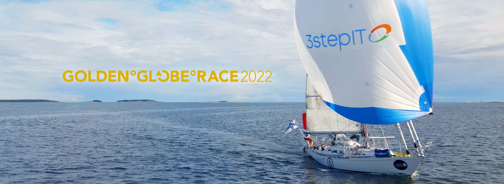 Asteria heading towards Golden Globe Race 2022